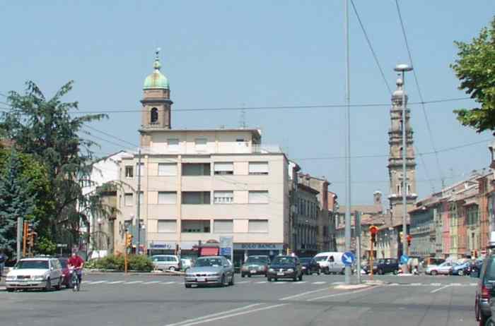 Barriera della Repubblica - Parma - Italy