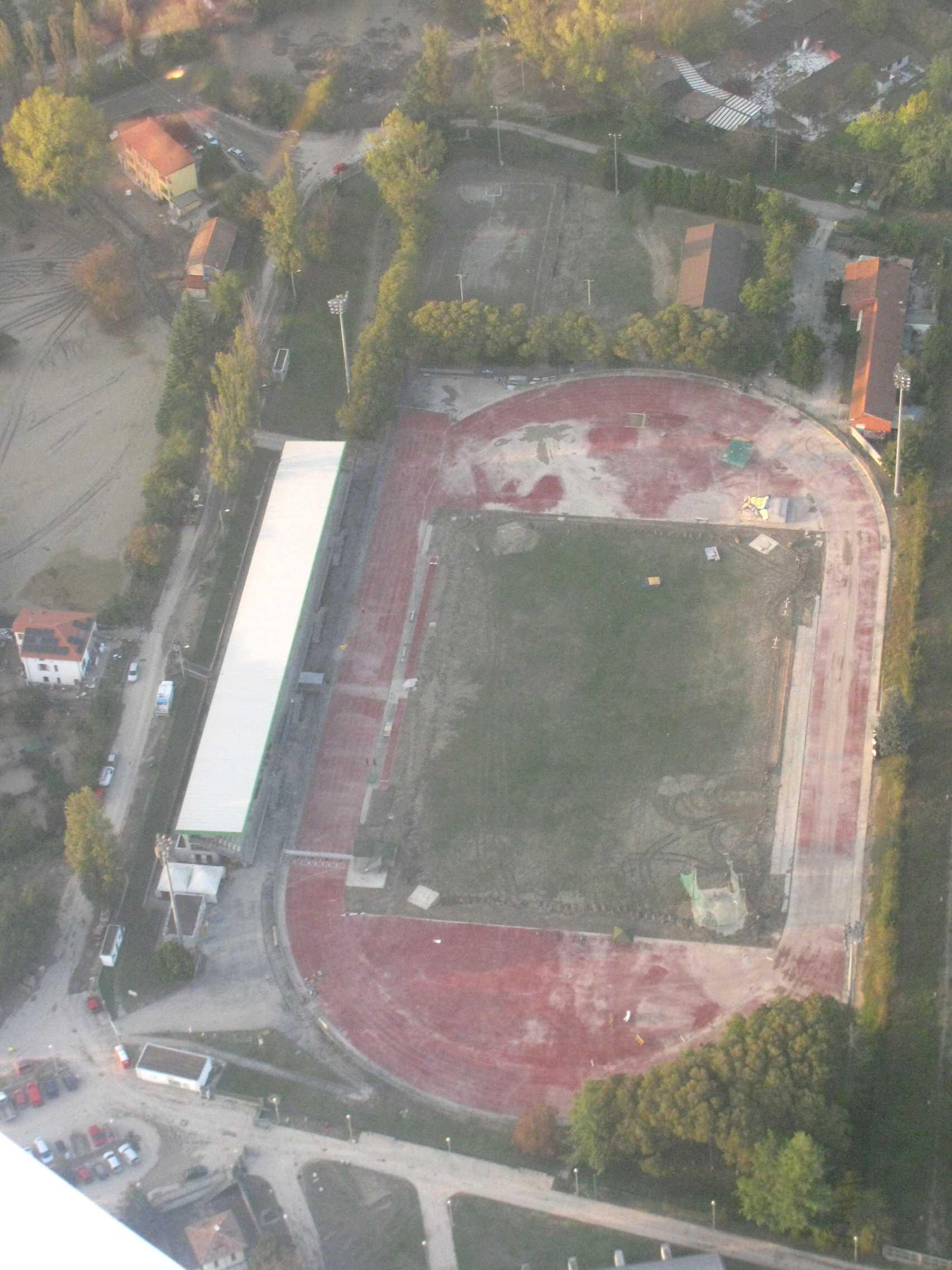 centro sportivo lauro grossi - Parma