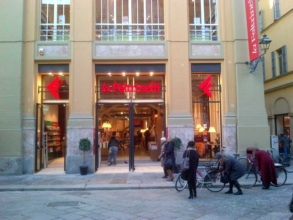 Libreria feltrinelli