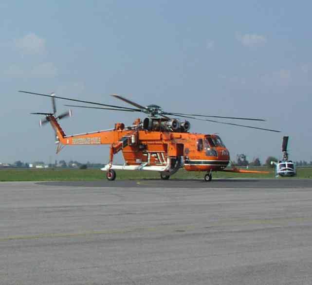 Elicottero Trasporto : Manifestazione aerea parma italy