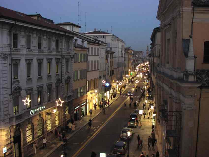 Parma. Natale 2004