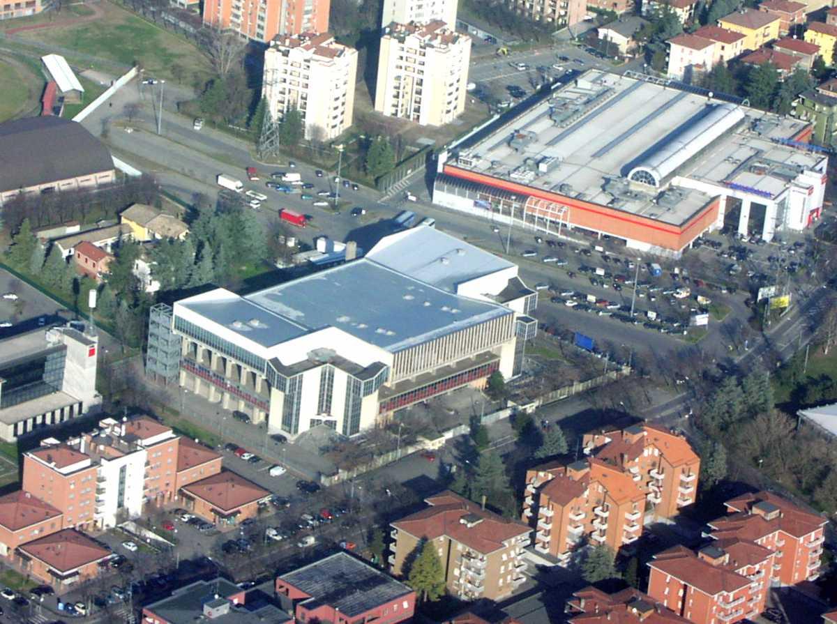 Centro sportivo Lauro Grossi