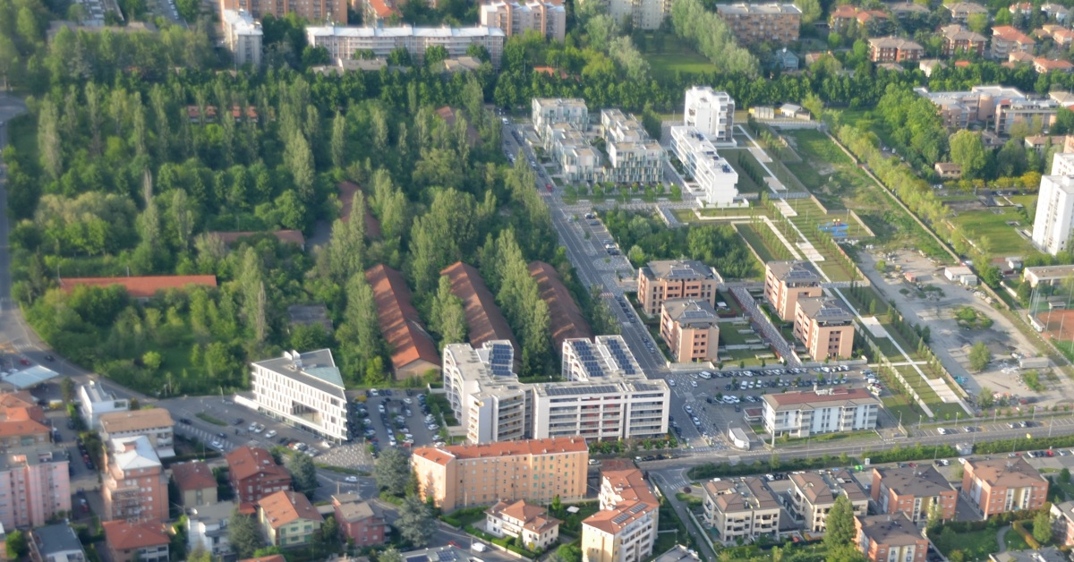 area ex Ropssi & Catelli - parma