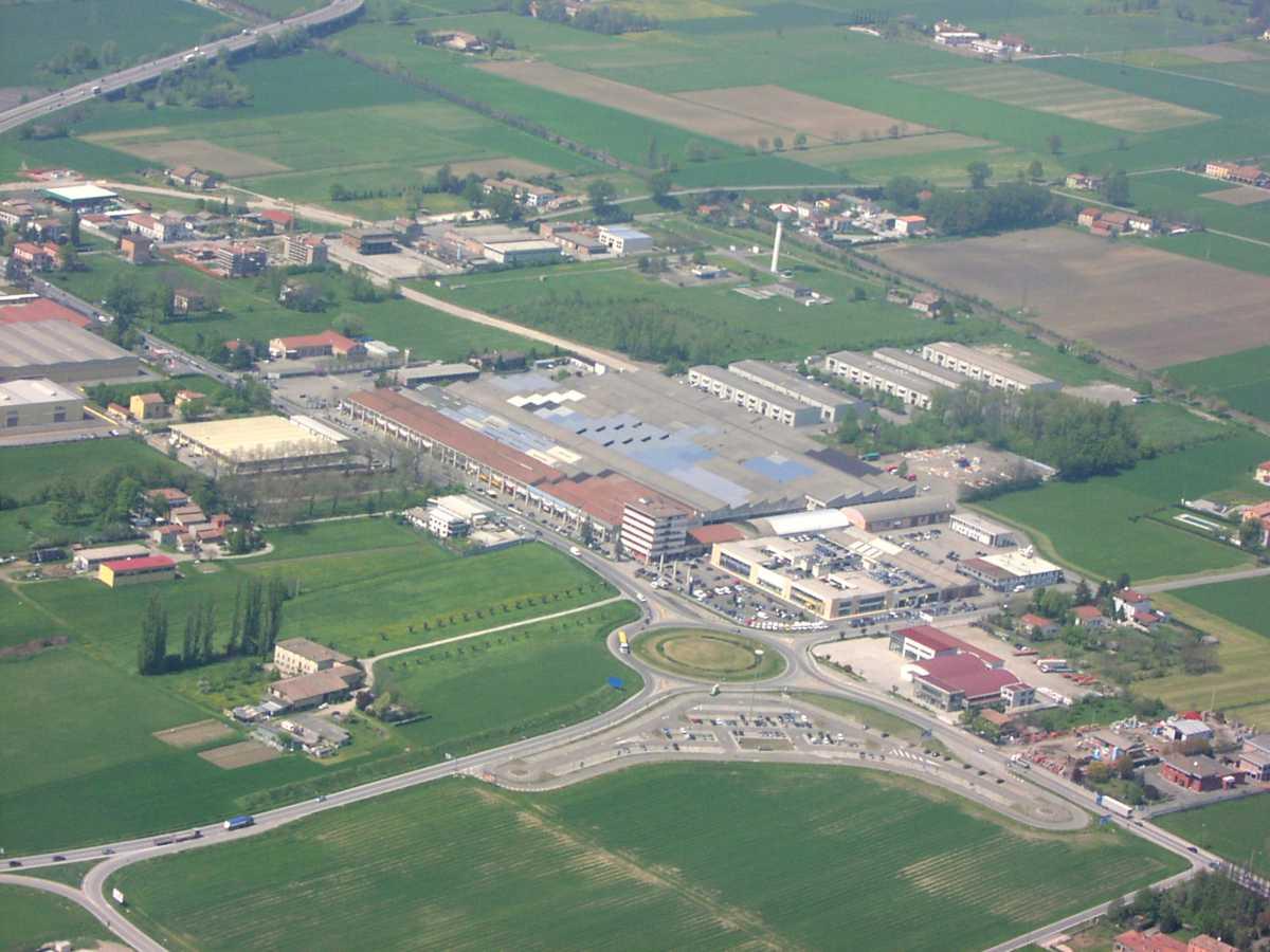 Tangenziale est Parma