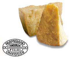 parmigiano reggiano queso DOP